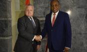 Conferência de Imprensa Conjunta entre o Secretário de Estado Adjunto dos EUA e o Vice-Ministro das Relações Exteriores de Angola, Manuel Augusto