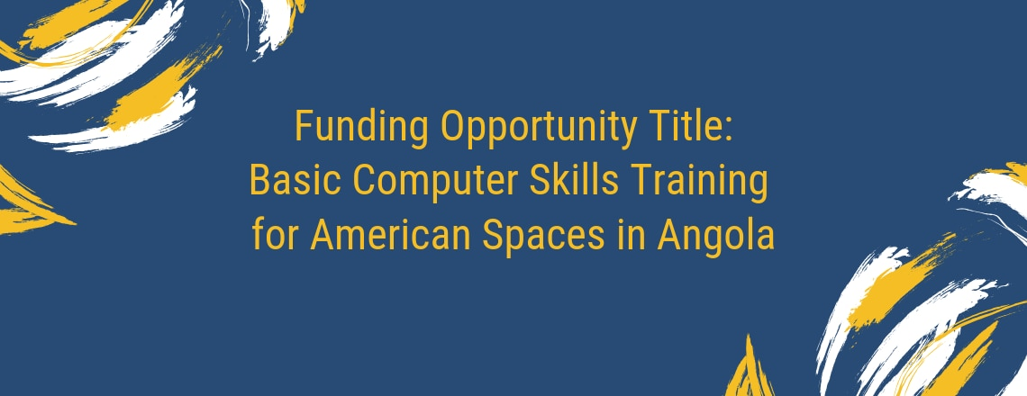 Funding Opportunity: English for Specific Purpose Conversations at American Spaces