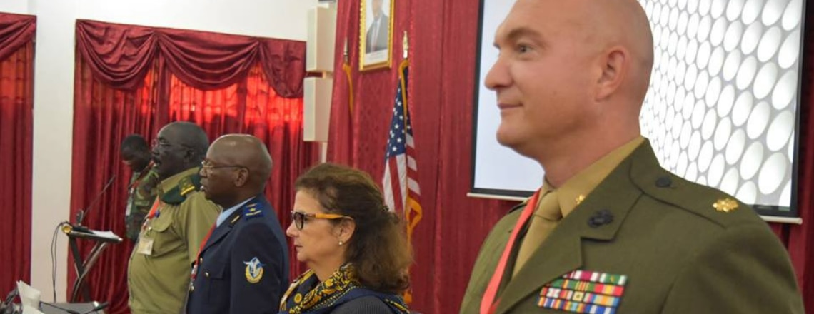 US and Angola Armed Forces Strengthen Cooperation in Military Medicine