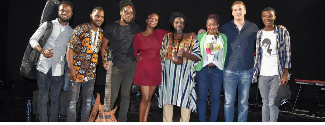 Embaixada dos E.U.A em Angola e a Fundação Sindika Dokolo promovem o empreendedorismo